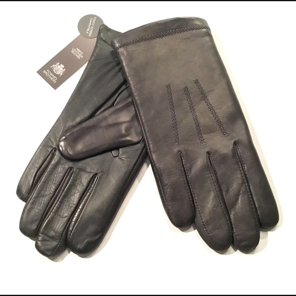 Fownes Brothers Men/'s Leather Gloves